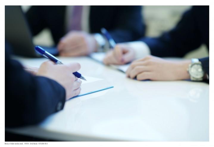 Drøftelsesmøte og forhandlingsmøte